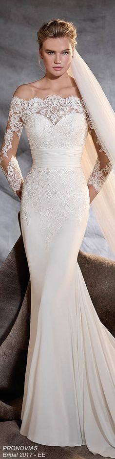 PRONOVIAS Bridal Collection 2017 - EE
