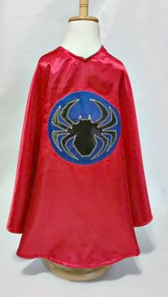 capes for kids birthday party