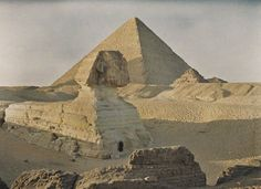 Egypt, Giza, 1913