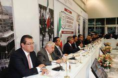 Contextos Regionales: PARTICIPA MARCO MENA EN REUNIÓN DE SEGURIDAD DE CO...
