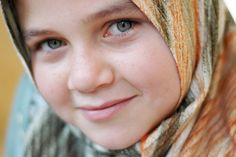 Syrian girl. Photo by Andy Scott Chang.