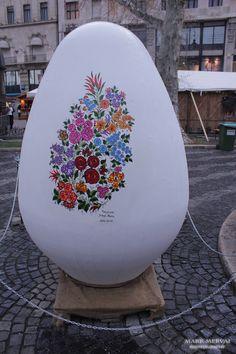 kalocsai mintás tojás