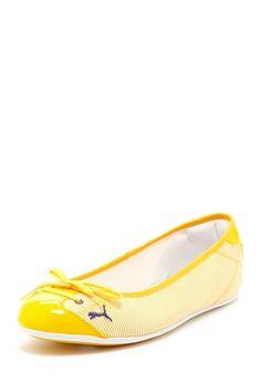 PUMA Lily Ballet Flat