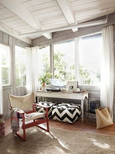 Country Living Small Space Decorating Ideas From A California Cabin