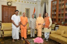 Meeting with the Hon'ble President of India