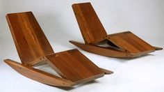 Balanço by Zanini de Zanine Log Furniture, Furniture Making, Furniture Design, Diy Pallet Projects, Wood Projects, Wood Chair Design, Funky Chairs, Diy Couch, Wooden Stools