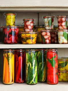 Love these canning jars