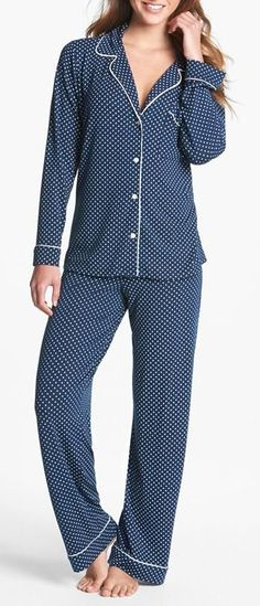 Eberjey Knit Pajamas