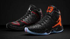 Nike Air Jordan reinvents the classical sneaker
