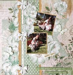 Scrapbook Sketches, Scrapbooking Layouts, Scrapbook Pages, Family History Book, Arts And Crafts, Paper Crafts, Craft Cards, General Crafts, Antiquities