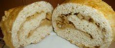 Recept Rychlý závin podle marundy Bread, Food, Brot, Essen, Baking, Meals, Breads, Buns, Yemek