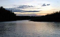 Solo Session on the Deshka River
