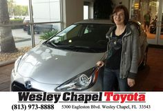 https://flic.kr/p/EPWjC1   #HappyBirthday to Kathy  from MikeSellsCars Brockway at Wesley Chapel Toyota!   deliverymaxx.com/DealerReviews.aspx?DealerCode=NHPF
