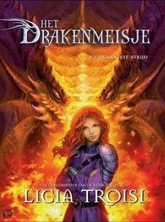 Het drakenmeisje 5: de laatste strijd