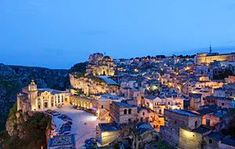 Matera Sassi cityscape by night, Basilicata Italy New James Bond, James Bond Movies, Hotel Concierge, Greatest Adventure, Adventure Travel, Cinematic Photography, Secluded Beach, Seven Wonders, Travel Companies