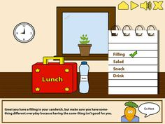 Healthy Eating Coach Slide 4