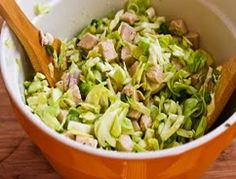 HCG Diet Recipes - Chinese Chicken Salad