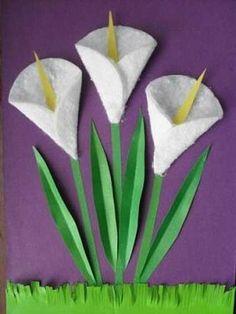 source Peu importe la variété des fleurs, sur une carte, elles font toujours beaucoup d'effet. source source source Réalisée...