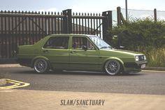 Lido Luxury – Louis Nobbs' 1988 Volkswagen Mk2 Jetta | Slam Sanctuary