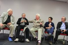 Doctor Who News: The Five Doctors