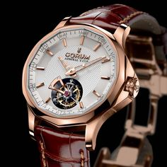 Corum Admiral Cup Legend 42 Tourbillon Micro-Rotor @DestinationMars