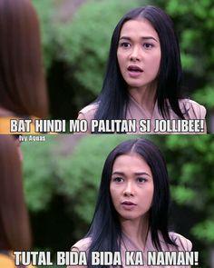 Hugot Lines Tagalog Funny, Tagalog Quotes Patama, Tagalog Quotes Hugot Funny, Memes Pinoy, Pinoy Quotes, Tagalog Love Quotes, Filipino Quotes, Filipino Funny, Bisaya Quotes