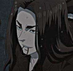 90 Anime, Otaku Anime, Kawaii Anime, Anime Guys, Fanarts Anime, Anime Characters, Anime Fight, Tokyo Ravens, Cartoon Profile Pictures