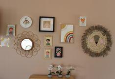 Muurcollage gemaakt voor baby- en peutergroep Kinderdagverblijf Zoete lieve Gerritje. Gallery Wall, Van, Frame, Home Decor, Style, Picture Frame, Swag, Decoration Home, Room Decor