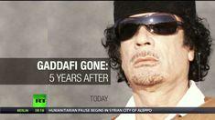 5 Jahre nach Gaddafi: RT schaut zurück auf eine Katastrophe