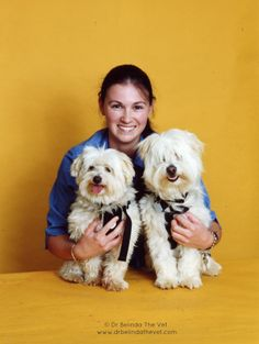 Cassie, Jack & I in our first staff photo