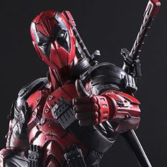 Marvel Collectible Figure - Deadpool