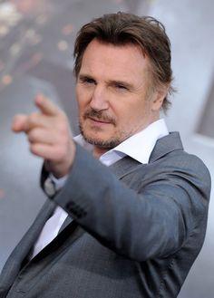 Liam Neeson as Admiral Shane in Battleship