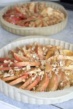 Made it, and.... SUCCESS! I will never eat apples another way again!--- baked apple slices- dinner side dish