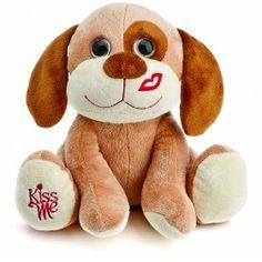 Cachorro de Pelúcia 20 cm – Amiguinhos Smack
