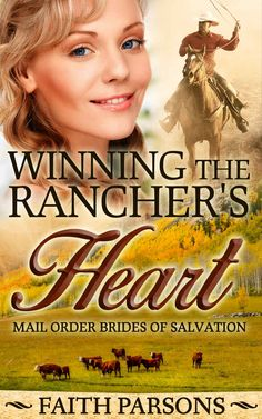 Winning the Rancher's Heart is a clean, inspirational mail order bride romance. While this book is part of a series, it can definitely be read as a standalone book.
