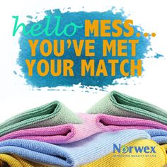 Did you know that if a surface, whether it be a floor or a countertop, feels slippery or slick after it has been cleaned, chances are good that a residue has been left behind? Try the Norwex Enviro Cloth to clean everything from the surface.