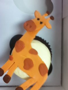 Giraffe Baby Shower