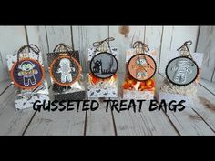 FEATURE FRIDAY VIDEO - Sneak Peek Halloween!!! - A Stamp Above