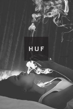 We don't smoke dat huff weed