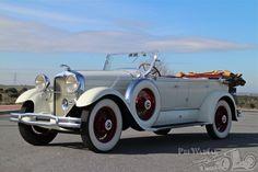 1929 Lincoln Series L Phaeton