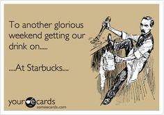 It's Coffee Friday!