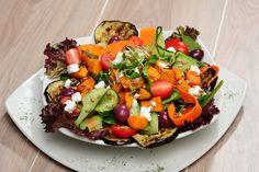 Our delicious Veg Supreme Salad :)
