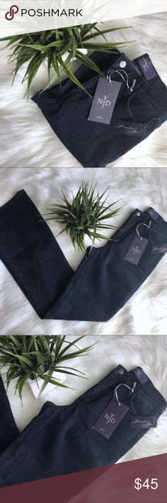 New NYDJ Not Your Daughters Jeans Stretch 0 New with tags NYDJ Jeans Boot Cut