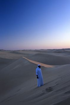 SAHARA, EGYPT... And all around is the desert; a corner of the mournful kingdom of sand.