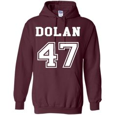 Dolan Number 47 Twins T-Shirt 100% Cotton. Imported. Machine wash cold with like colors, dry low heat. Lightweight, Classic fit, Double-needle sleeve and bottom hem, Unisex sizing; consult size chart