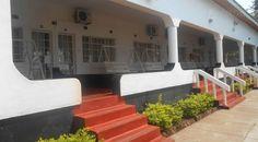 Lakeside Hotel, #SengaBay #LakeMalawi Lakeside Hotel, Campsite, Lodges, Wildlife, Stairs, Cottage, Places, Home Decor, Camping