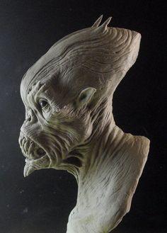 Alien by BOULARIS on dA