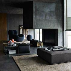 Armchair Serie Up 2000 -BB Italia - Design by Gaetano Pesce Best Modern House Design, Italia Design, Lounge Chair, Style Lounge, Dark Interiors, Apartment Design, Interiores Design, Chair Design, Furniture Design