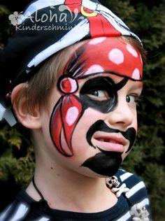 Kinderschminken Motive für Ihre Kinderparty!