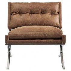 silla Dottore marrón